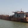 Biên phòng Nam Định bắt giữ tàu khai thác cát trái phép