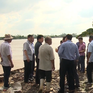 Phó Thủ tướng Trịnh Đình Dũng kiểm tra tình hình lũ ở ĐBSCL