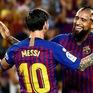 Chơi dở trước Girona, Messi vẫn lập kỷ lục tại La Liga