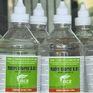 Cận cảnh các cơ sở sản xuất nước muối sinh lý không đảm bảo vệ sinh