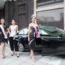 Top 3 Hoa hậu Việt Nam 2018 thích thú với không gian tại Léman Luxury Apartments