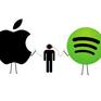 Apple Music vượt mặt Spotify tại Mỹ