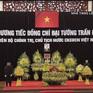 Cử hành trọng thể Lễ viếng Chủ tịch nước Trần Đại Quang