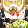 Phó Thủ tướng Trương Hòa Bình tiếp Phó Thủ tướng Singapore