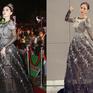 """Hoa hậu Kỳ Duyên """"đụng hàng"""" Lin Taiyang đẹp bất phân thắng bại"""