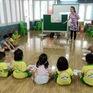Mô hình giáo dục mầm non mới: Chú trọng giao tiếp, phát triển tư duy