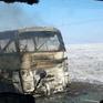 Cháy xe bus ở Kazakhstan, ít nhất 52 người thiệt mạng