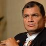 Cựu Tổng thống Ecuador từ bỏ đảng cầm quyền