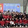 Giải bóng đá mùa Đông và cuộc thi nhảy hiện đại tại Kharkov - Ukraine