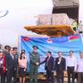 Tiếp nhận hàng viện trợ khắc phục hậu quả bão số 12 từ Belarus
