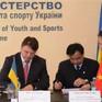Việt Nam - Ukraine ký thỏa thuận hợp tác về thể dục thể thao