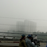 Mù bao phủ, ô nhiễm tại TP.HCM gia tăng