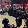 Brazil điều tra vụ ô tô lao vào đám đông ở bãi biển Copacabana