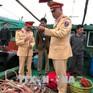 Quảng Ninh: Bắt giữ 7 tàu khai thác thủy sản trái phép