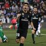 Tứ kết lượt đi cúp Nhà vua Tây Ban Nha: Real Madrid thắng tối thiểu Leganes