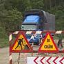 Khẩn trương sửa đường Hồ Chí Minh đoạn Quảng Nam - Kon Tum