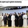 Trung Đông hướng tới mô hình kinh tế tuần hoàn