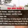 Từ 21/1, điều chỉnh giao thông ở một số đường trung tâm TP.HCM