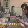 Độc đáo bánh từ nguyên liệu khoai lang