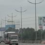 Cao tốc TP.HCM - Trung Lương dừng thu phí, lưu lượng xe tăng đột biến