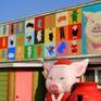 Bảo tàng lợn tại Hàn Quốc hút khách dịp năm mới