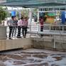 Cận cảnh nhà máy xử lý nước thải công nghệ Việt Nam đầu tiên trong khu công nghiệp