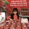 Quả dâu tây Sơn La được giới thiệu tại Hà Nội