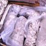 Bắt giữ hơn 1 tấn nầm lợn thối ở Bắc Giang