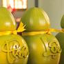Tăng giá trị nông sản từ trái cây tạo hình