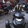 Người châu Âu thích những dòng xe máy như thế nào?