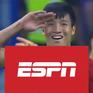 Báo chí thế giới ca ngợi chiến thắng Jordan của đội tuyển Việt Nam