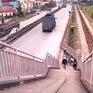 Hải Dương: Nghịch lý cầu cho người đi bộ gần điểm đen giao thông