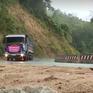 Cảnh báo nguy cơ TNGT trên QL27 qua đèo Sông Pha