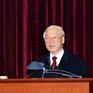 """Tổng Bí thư, Chủ tịch nước Nguyễn Phú Trọng: Xây dựng, hoàn thiện thể chế, chính sách, pháp luật để """"không thể tham nhũng, không dám tham nhũng và không muốn tham nhũng"""""""