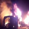 Xe bus va chạm với xe tải ở Pakistan, 26 người thiệt mạng