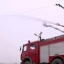 Diễn tập phòng chống cháy nổ tại tổng kho nhiên liệu Nội Bài