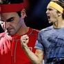 Thất bại trước Zverev, Federer dừng bước tại tứ kết Thượng Hải Masters 2019