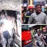 Câu chuyện cảm động về tình người sau vụ cháy ở phố Núi Trúc