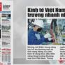 """Kinh tế Việt Nam nhảy vọt về năng lực cạnh tranh: """"Trái ngọt"""" của sự nỗ lực bền bỉ"""