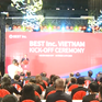 BEST Inc. chính thức ra mắt tại Việt Nam