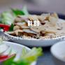Khó quên hương vị bì bò chợ Lương Văn Can