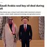 Nga tìm kiếm cơ hội hợp tác kinh tế tại Trung Đông