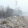 Long An: Tái diễn tình trạng đổ rác tràn lan trên Tỉnh lộ 823B