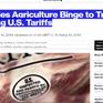 Bloomberg: Trung Quốc muốn Mỹ giảm thuế trước khi tăng mua nông sản