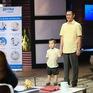Shark Tank Việt Nam: Ông bố giúp trẻ... bỏ bỉm sớm chiếm được cảm tình của Shark Liên