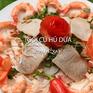 Món củ hũ dừa: Đặc sản ẩm thực Bến Tre