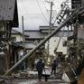"""Nhật Bản liệt siêu bão Hagibis là """"thảm họa bất thường"""""""