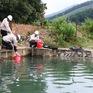 Sở Y tế Hà Nội thông tin nhanh kết quả kiểm tra chất lượng nước sạch của Nhà máy nước Sông Đà