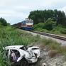 Cảnh báo tai nạn giao thông đường sắt tại Quảng Ngãi
