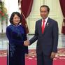 Thúc đẩy đối tác chiến lược Việt Nam - Indonesia